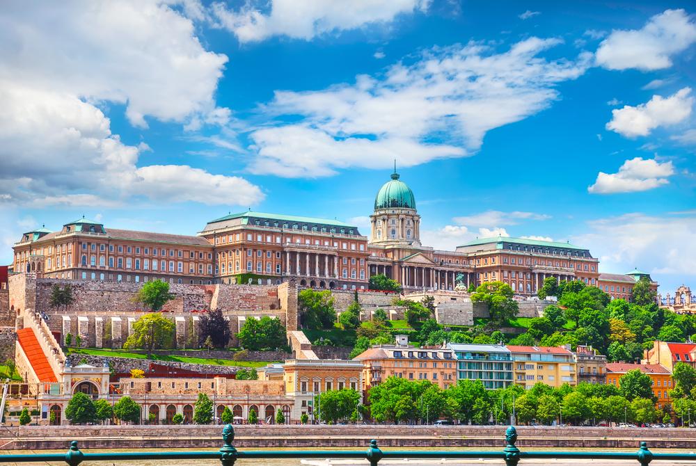 Burcht van Boeda Boedapest