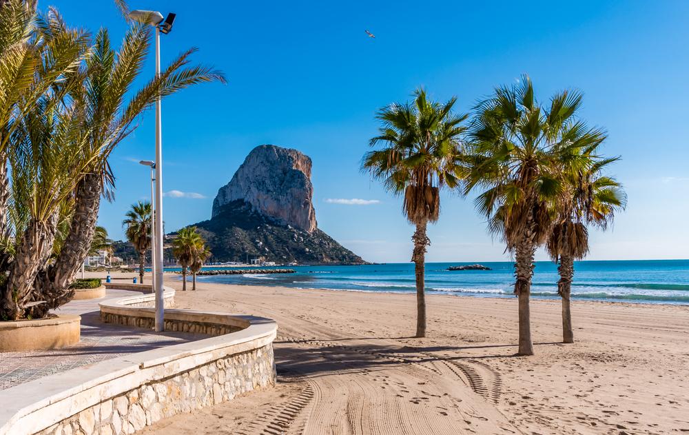 Costa Blanca Spanje