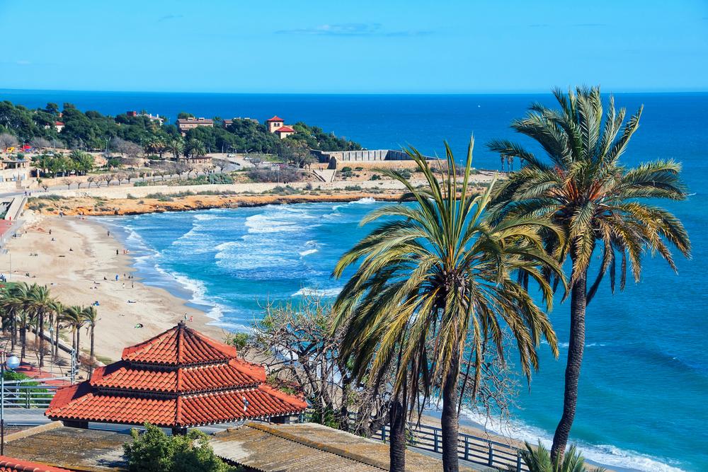 Costa Dorada Spanje