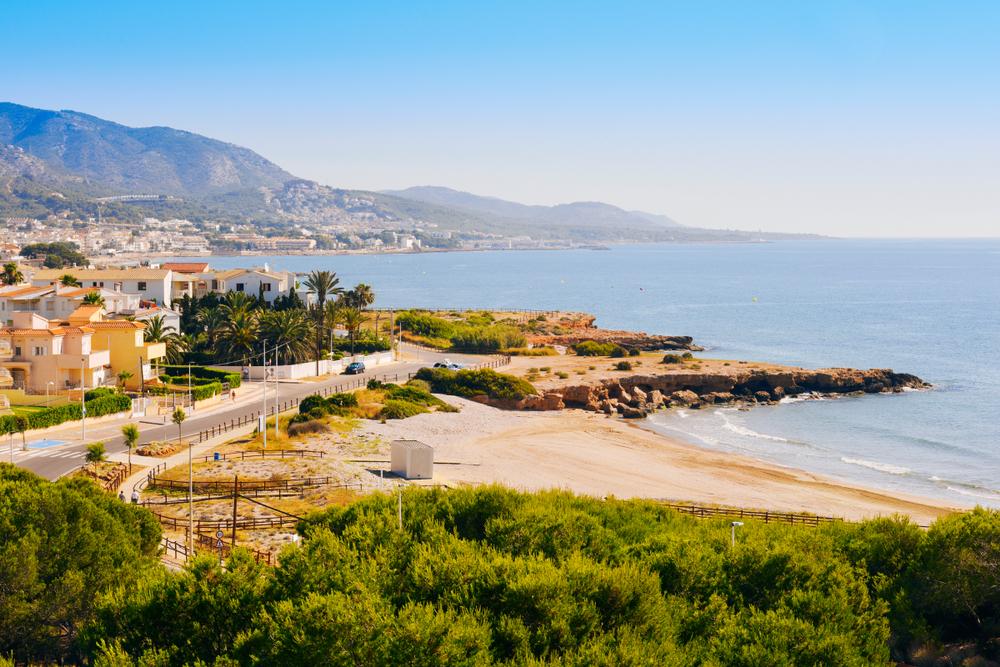 Costa del Azahar Spanje
