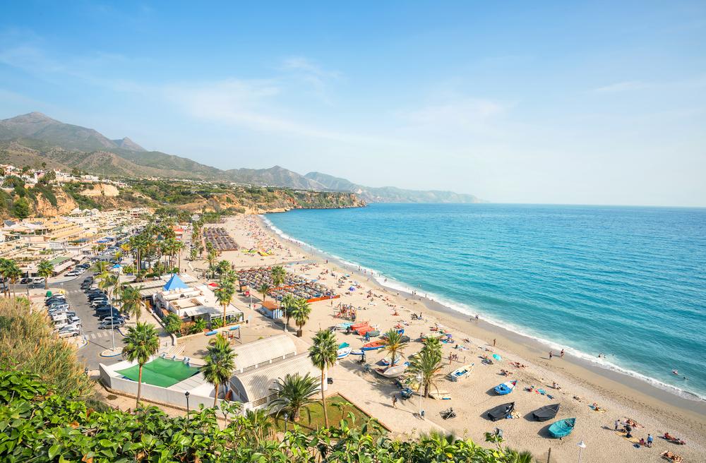 Costa del Sol Spanje