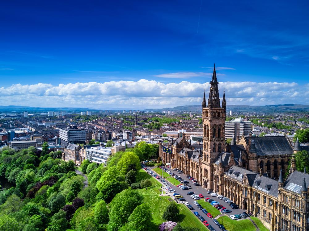 Glascow Schotland