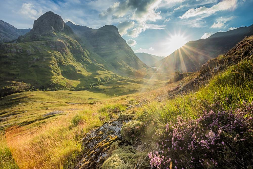 Glen Coe Schotland