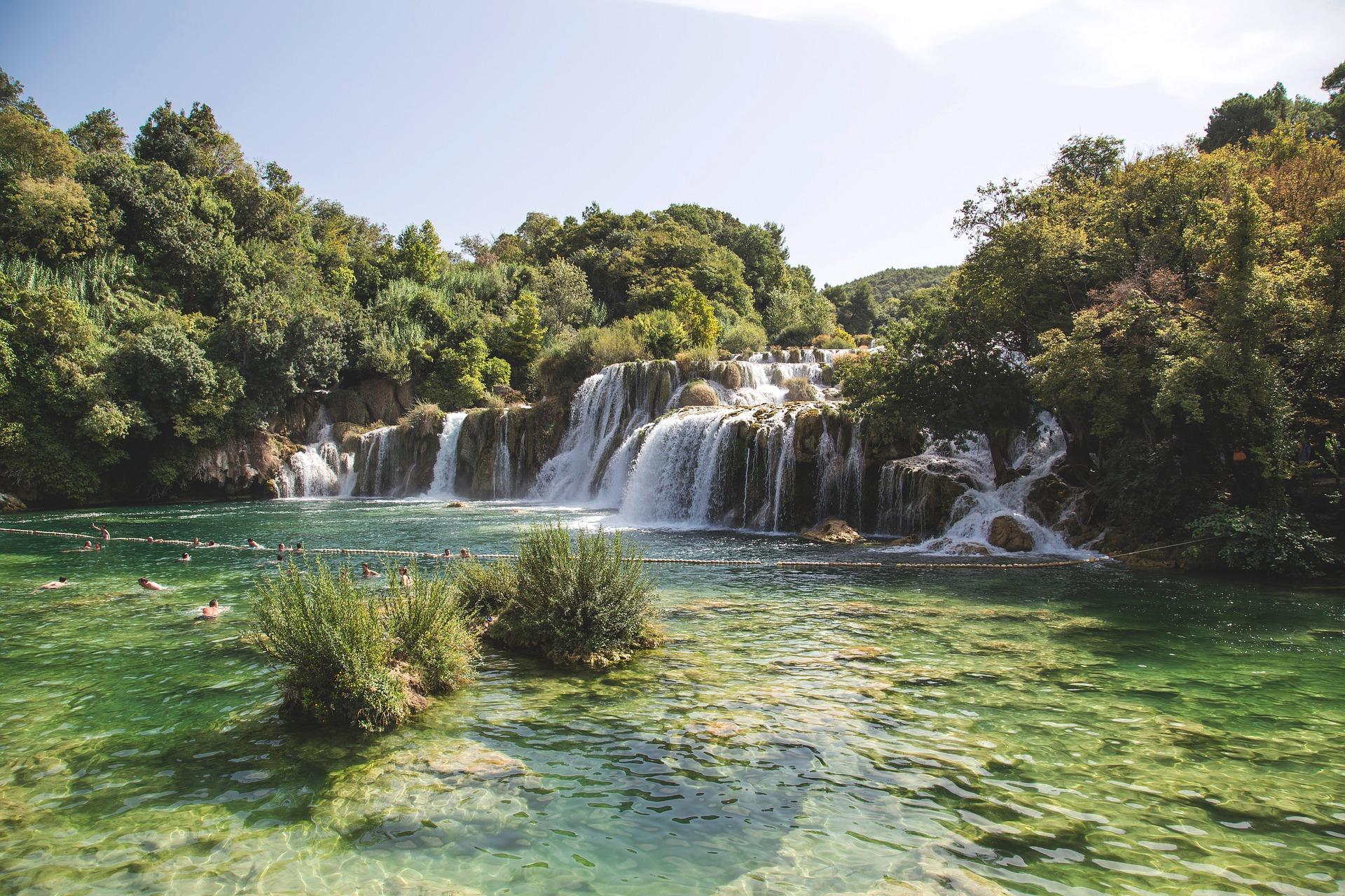 Krka Kroatië