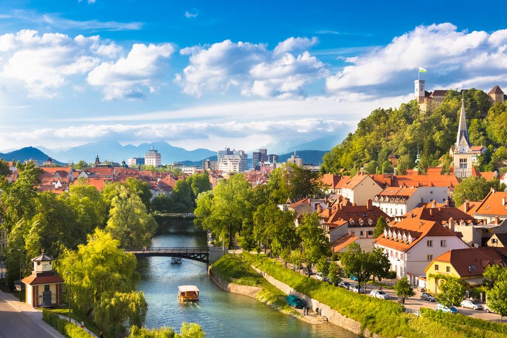 Ljubljana Slovenië