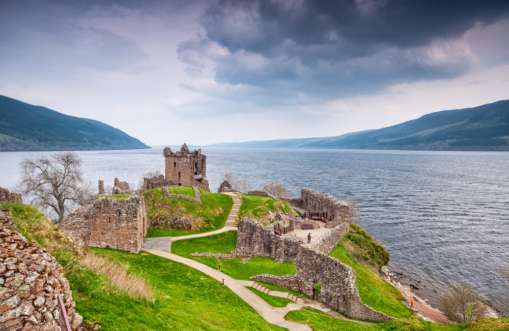 Loch Ness Schotland