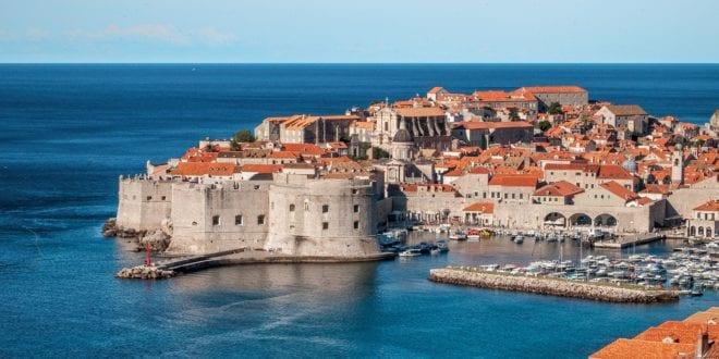 Dubrovnik in Kroatië