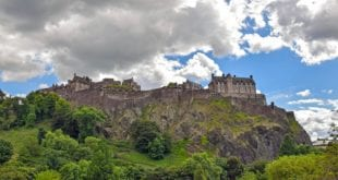 Edinburgh in Schotland