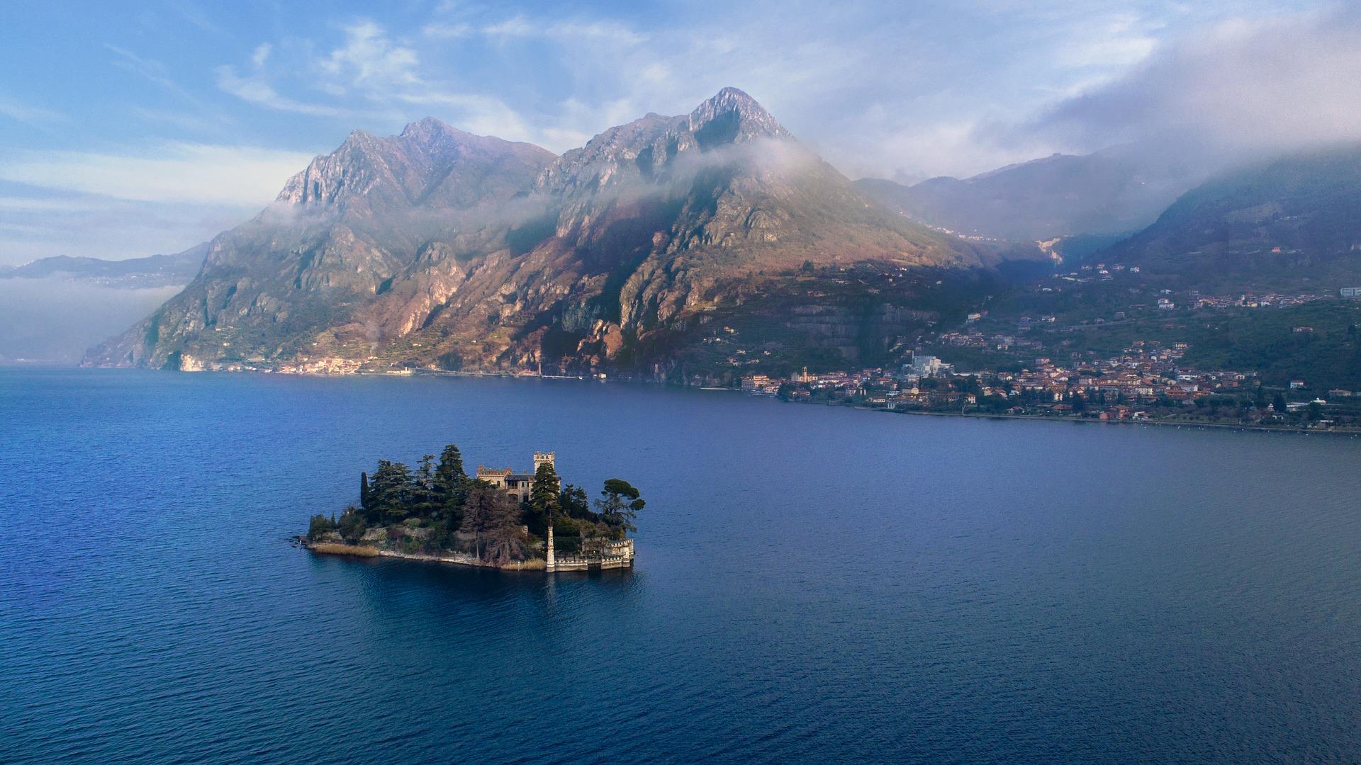 Iseomeer Italië