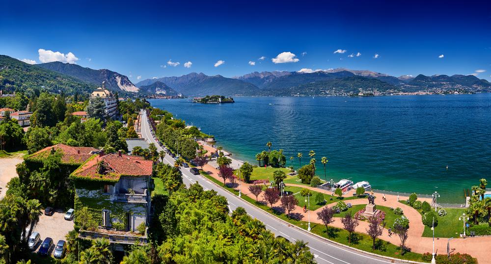Lago Maggiore Italië