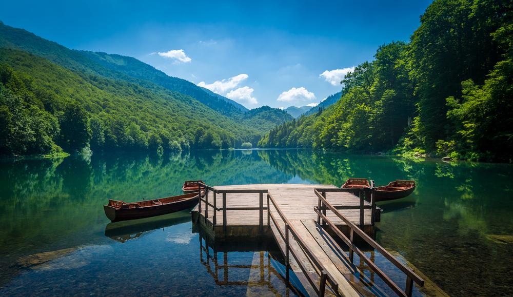 Nationaal Park Biogradska Gora in Montenegro