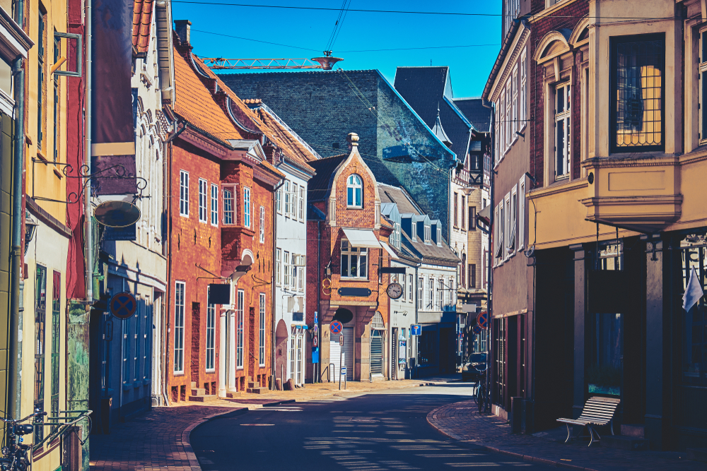 Odense Denemarken