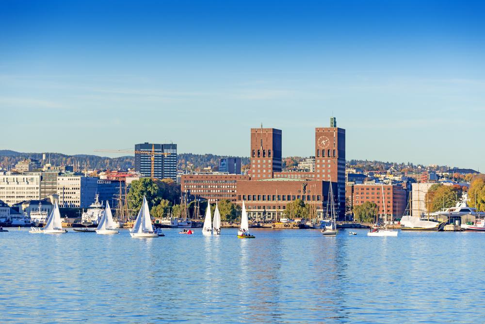 Oslo Noorwegen