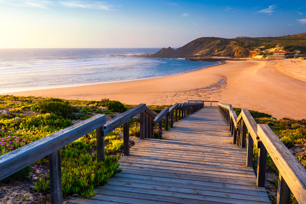 Praia da Amoreira Porugal