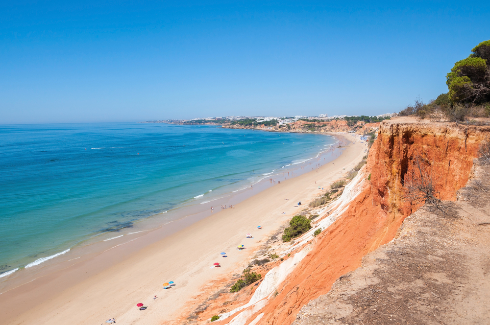Praia da Falésia Portugal