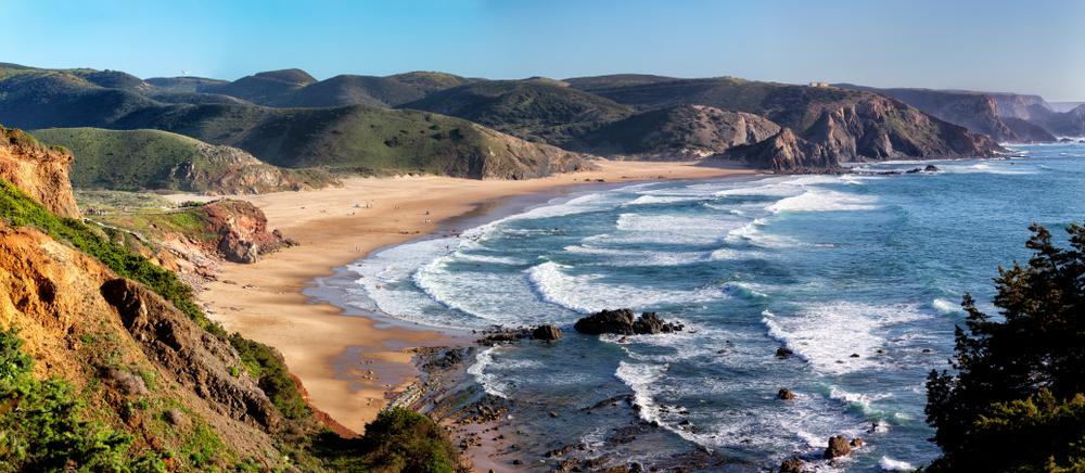 Praia do Amado Portugal