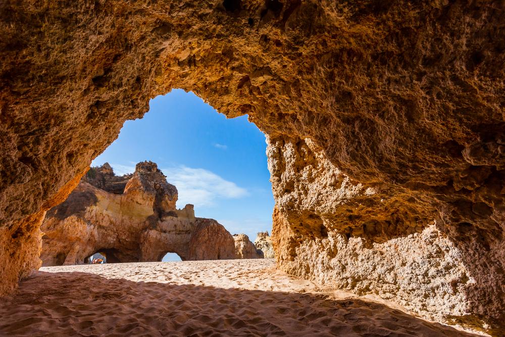 Praia dos Três Irmãos Portugal
