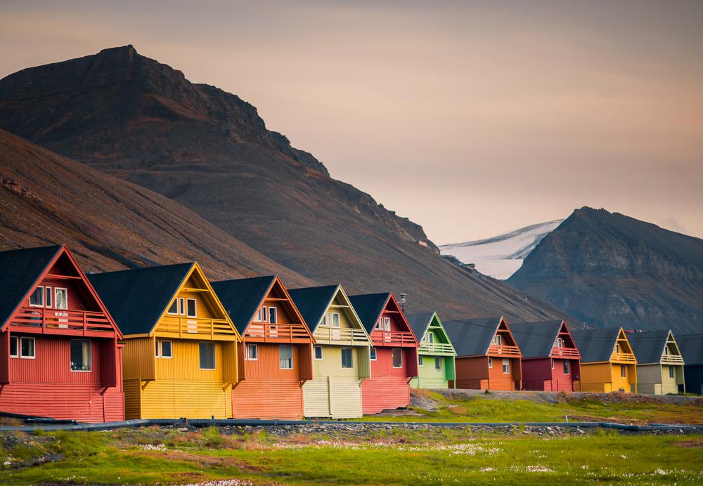 Spitsbergen Noorwegen