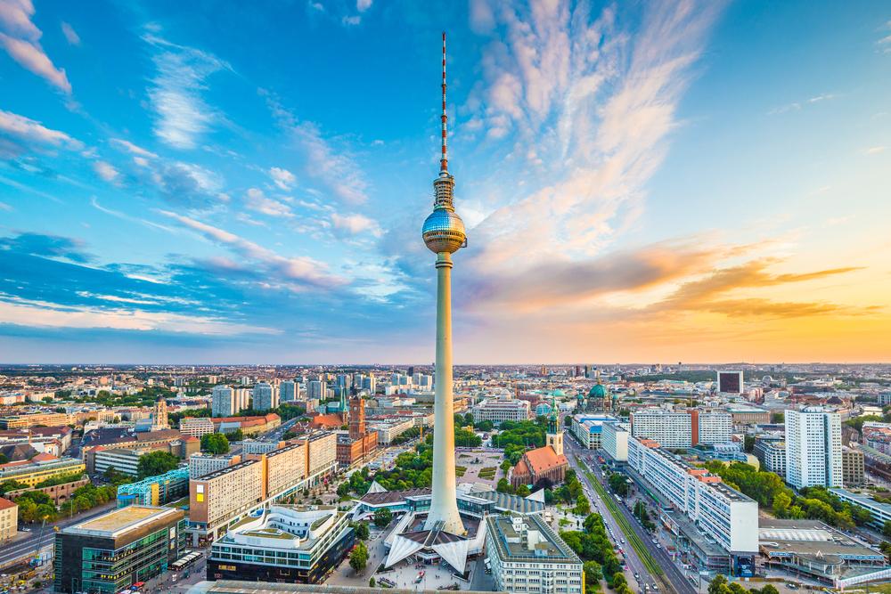 Alexanderplatz Berlijn Duitsland