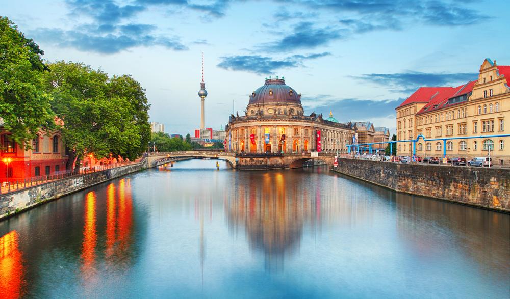 Museumeiland Berlijn Duitsland