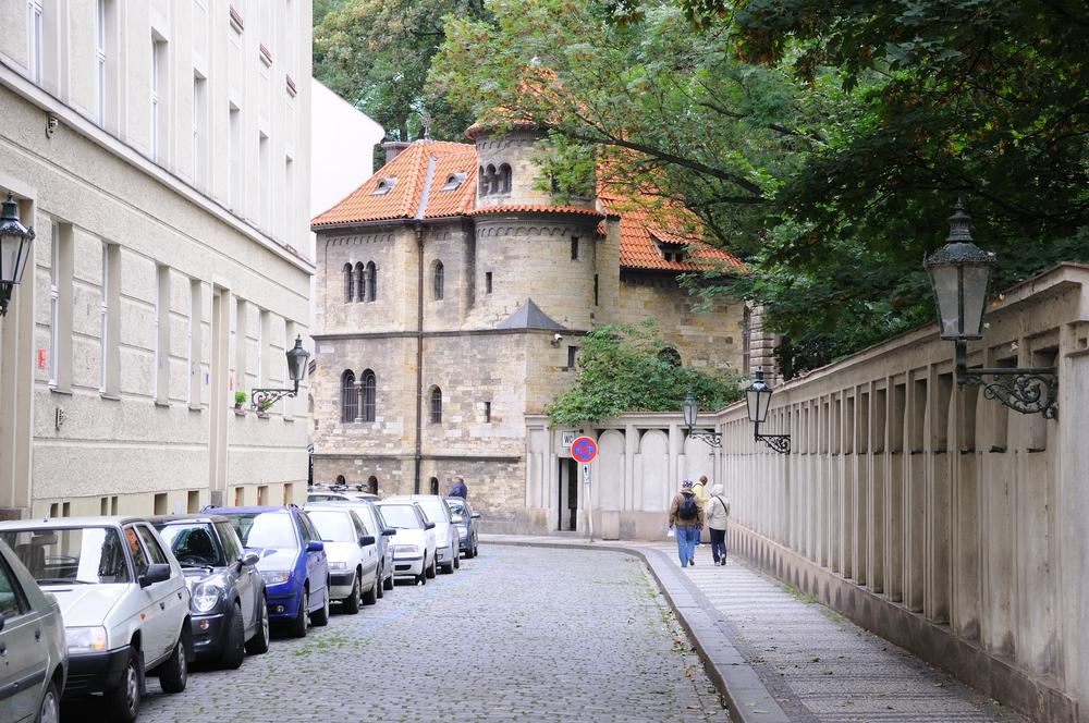 Joosdse wijk Praag Tsjechië