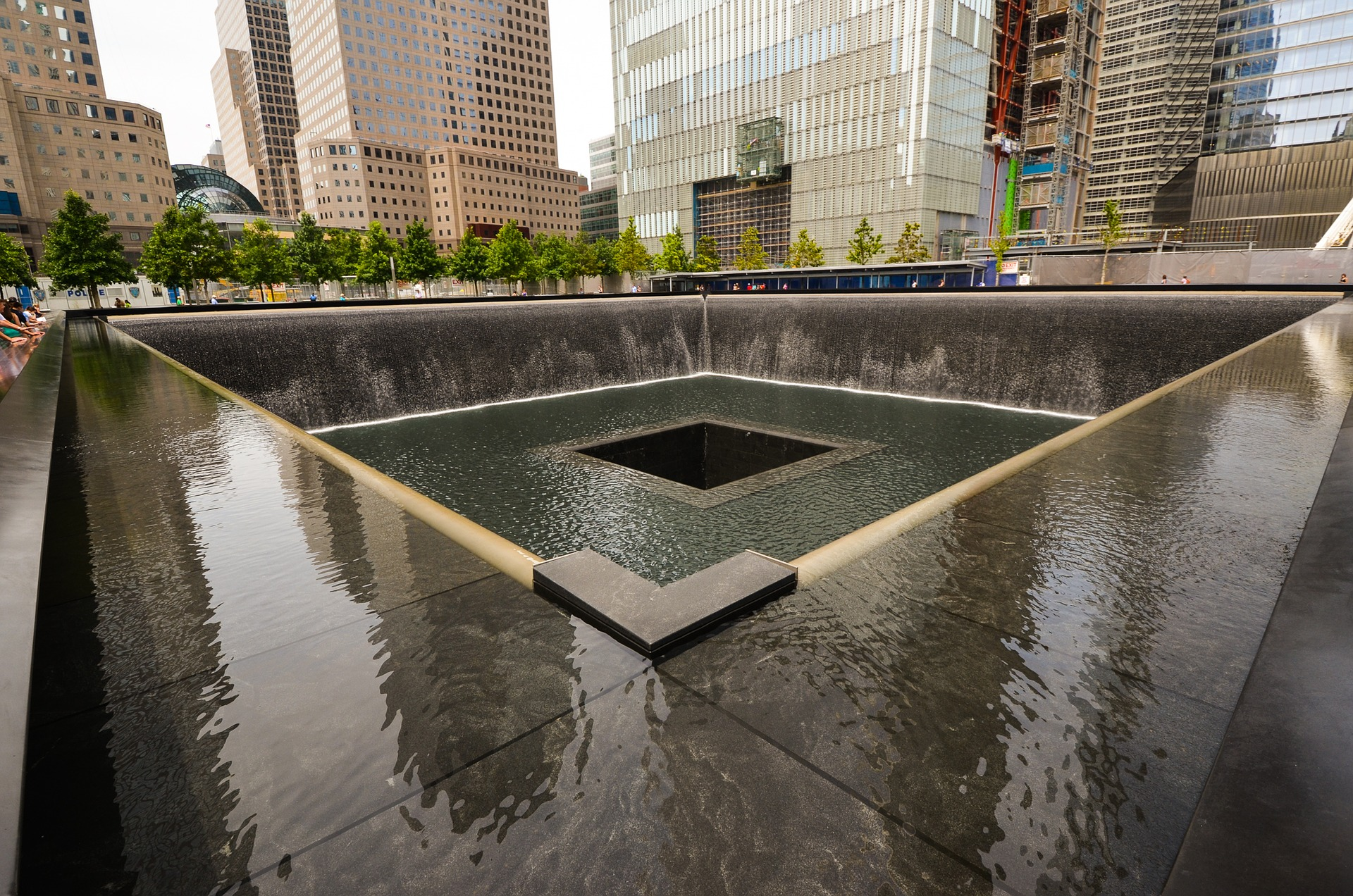National September 11 Memorial New York