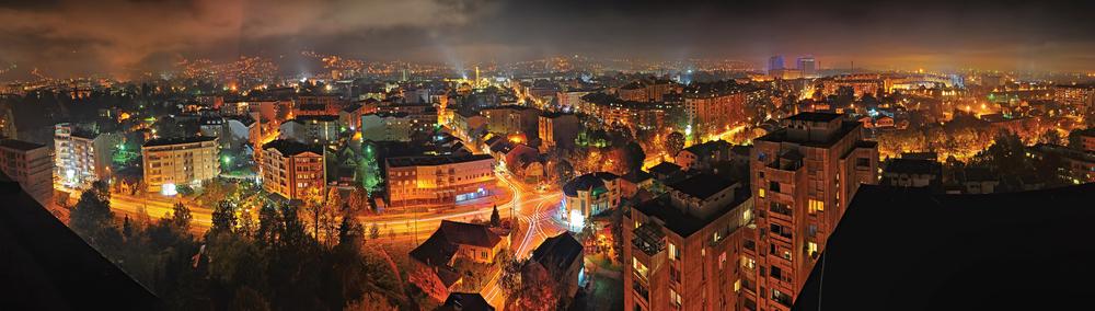 Banja Luka Bosnië en Herzegovina