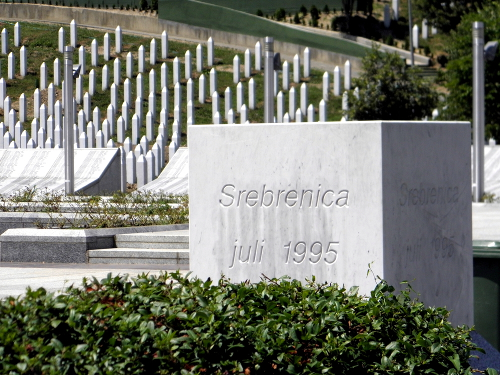 Srebrenica Bosnië en Heregovina