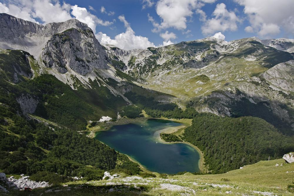 Sutjeska National Park Bosnië en Herzegovina