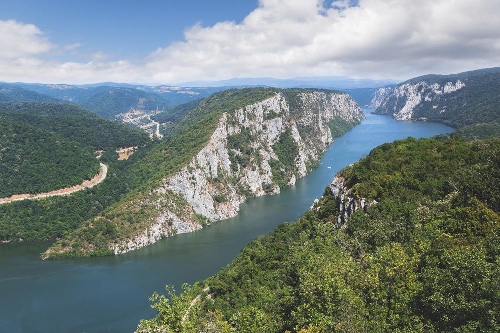 Đerdap Nationaal Park Servië