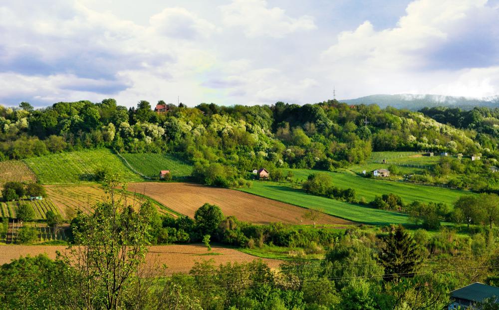 Fruška Gora Servië