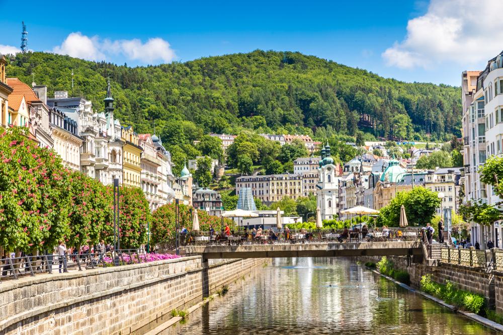 Karlovy Vary Tsjechië