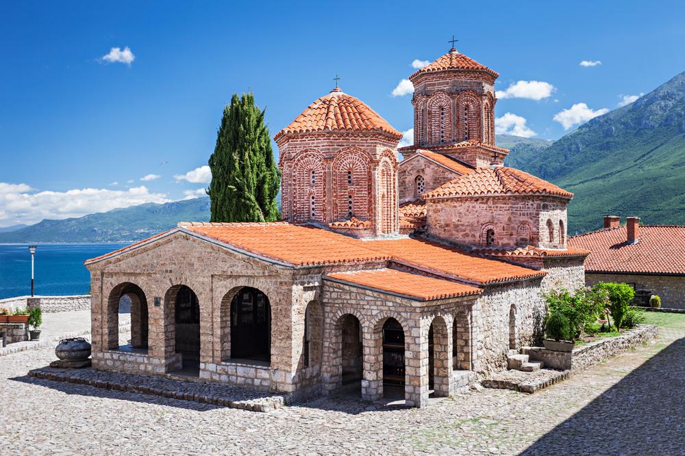 Klooster van St. Naum Macedonië
