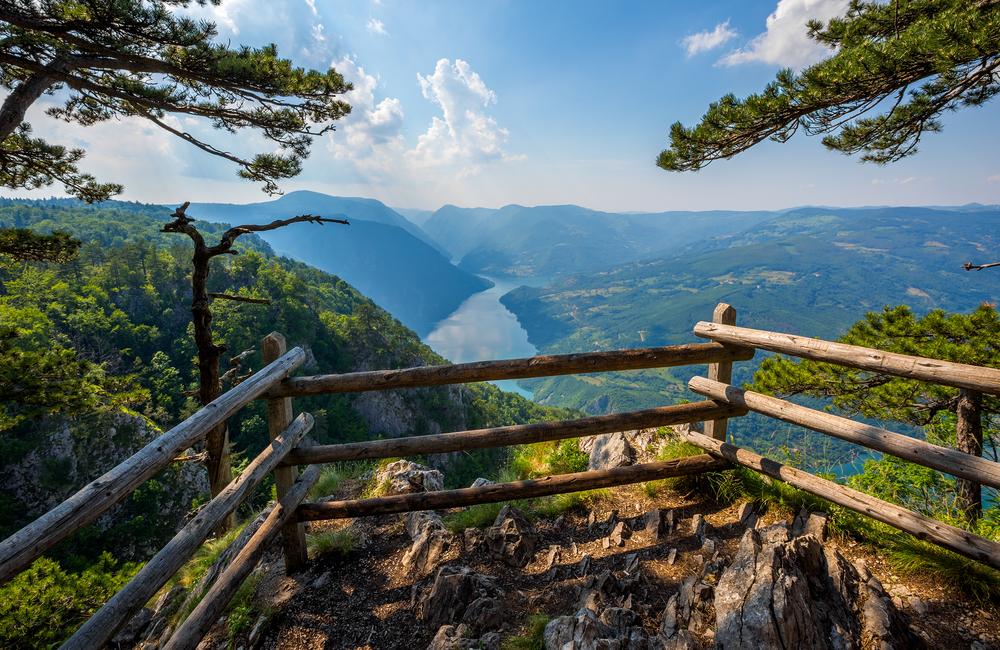 Nationaal Park Tara Servië