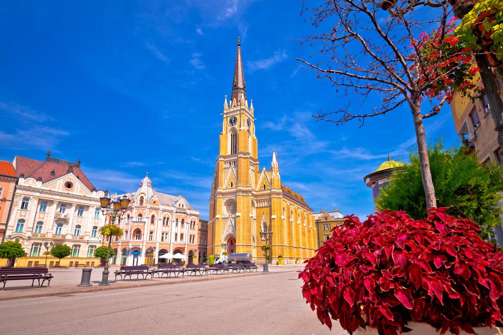 Novi Sad Servië
