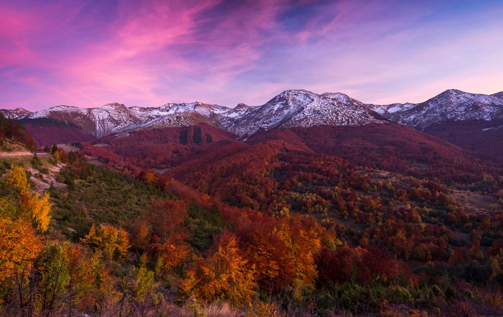 Sharr National Park Kosovo