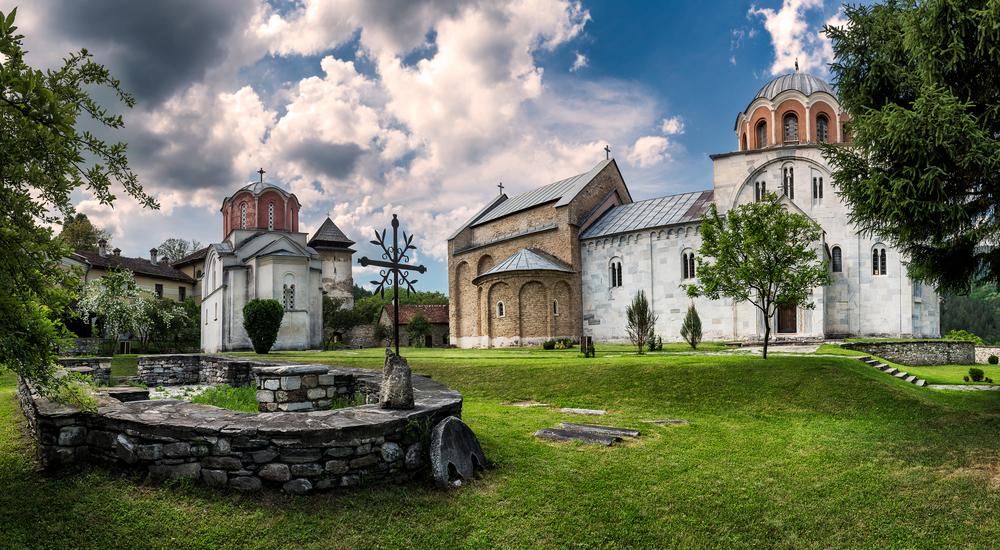 Studenica Klooster Servië