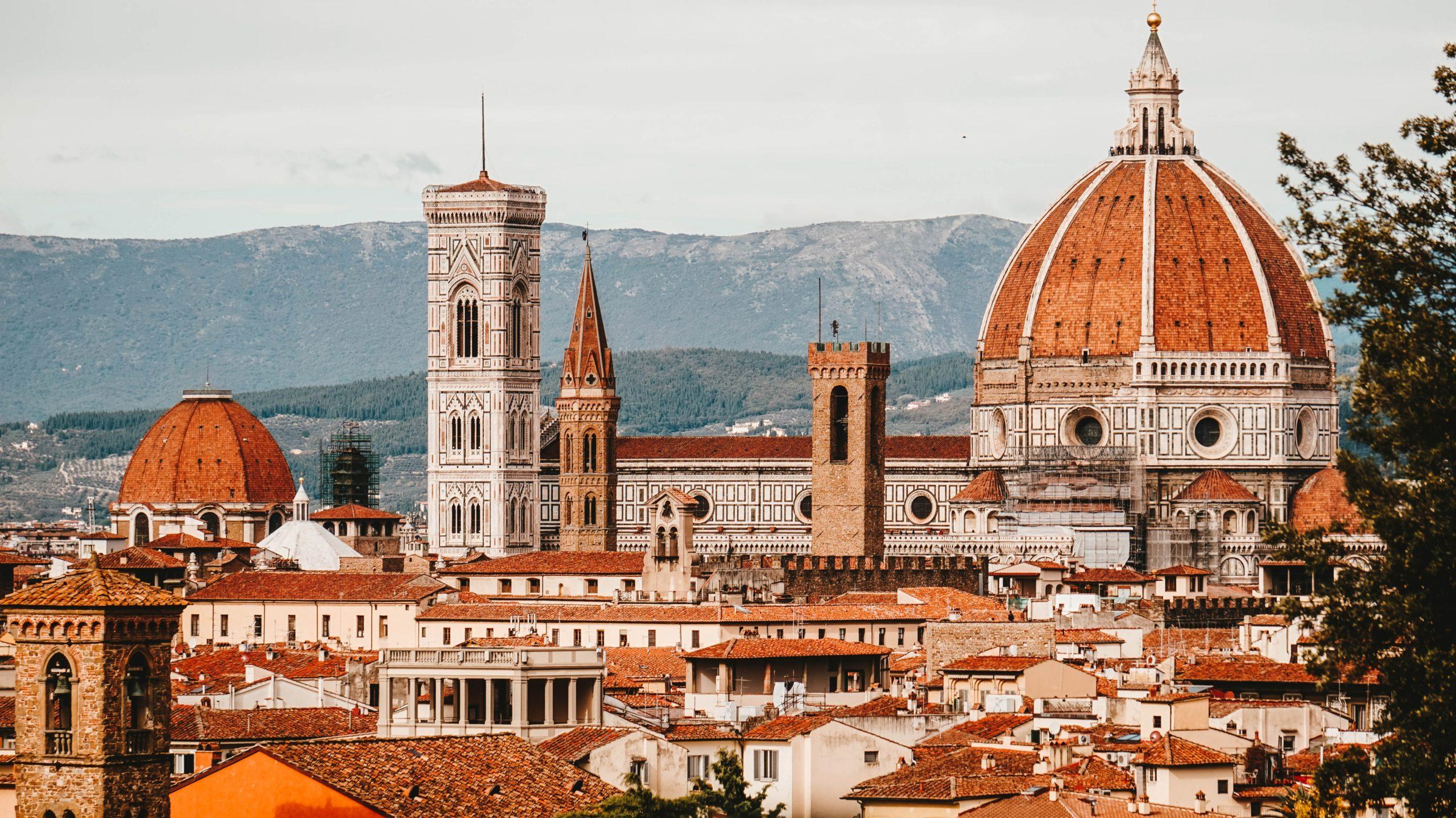 Cattedrale di Santa Maria del Fiore Florence Italië