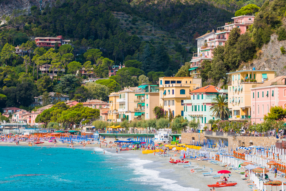 Monterosso al Mare Cinque Terre Italië
