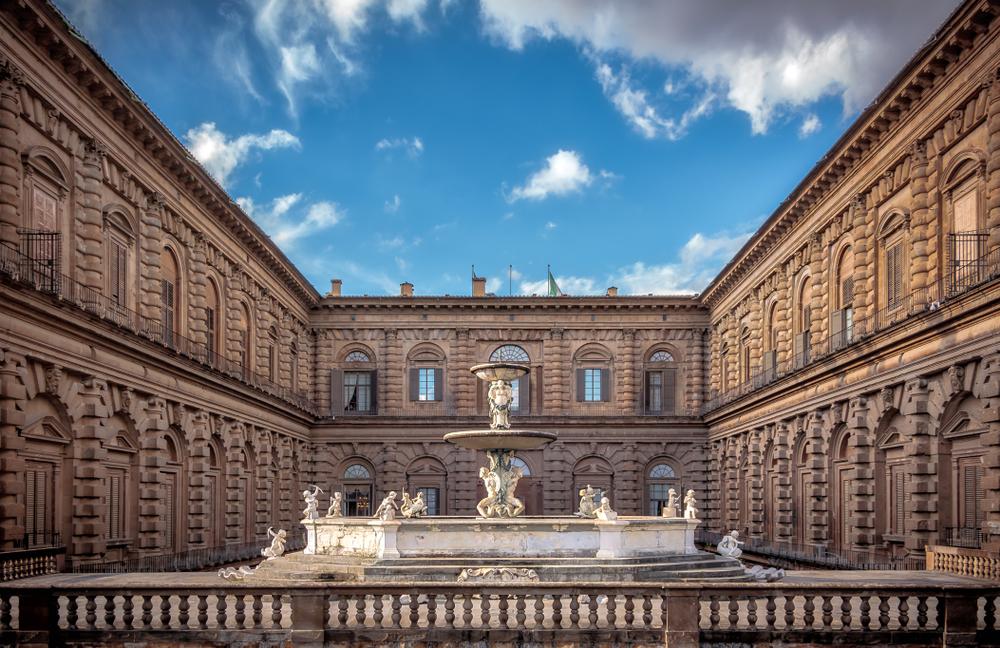 Palazzo Pitti Florence Italië