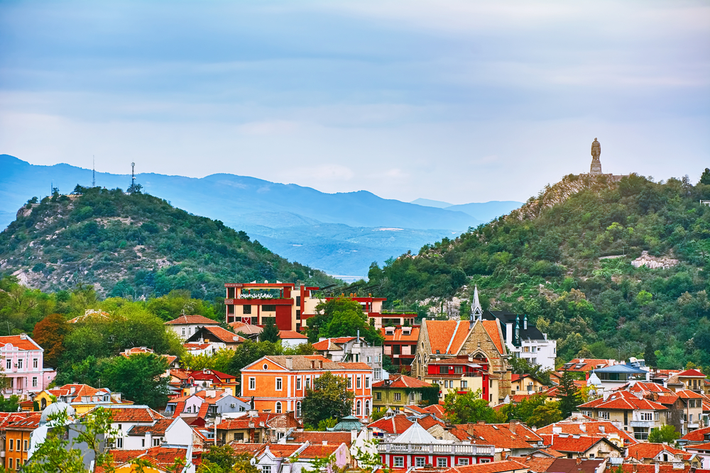 Plovdiv Bulgarije