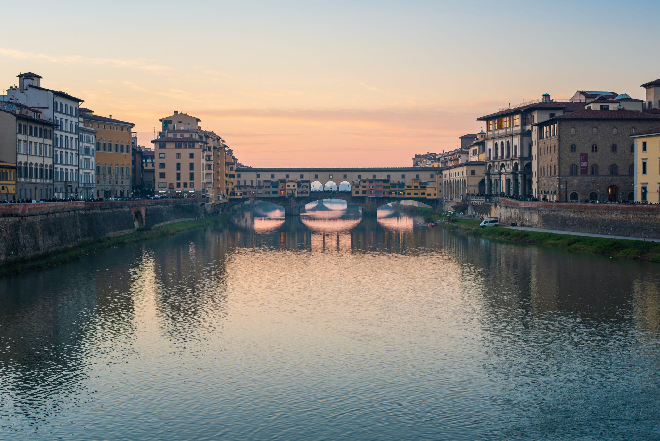 Ponte Vecchio Florence Italië