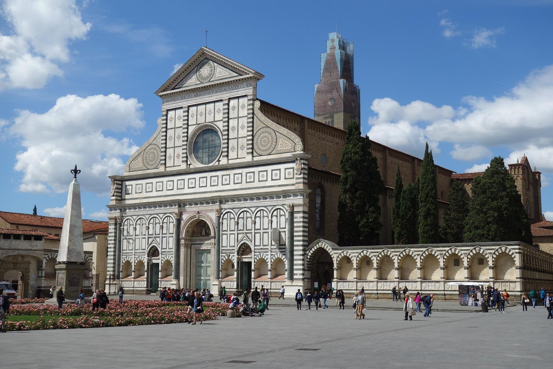Santa Maria Novella Florence Italië