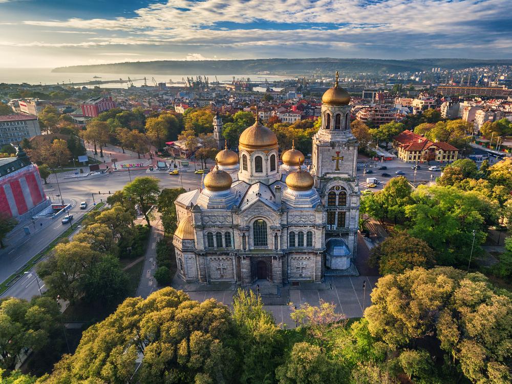 Varna Bulgarije