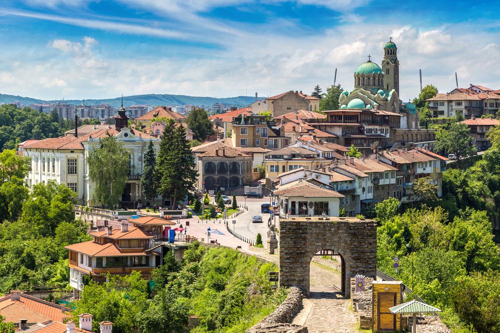 Veliko Tarnovo Bulgarije