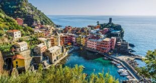 Cinque Terre in Italië