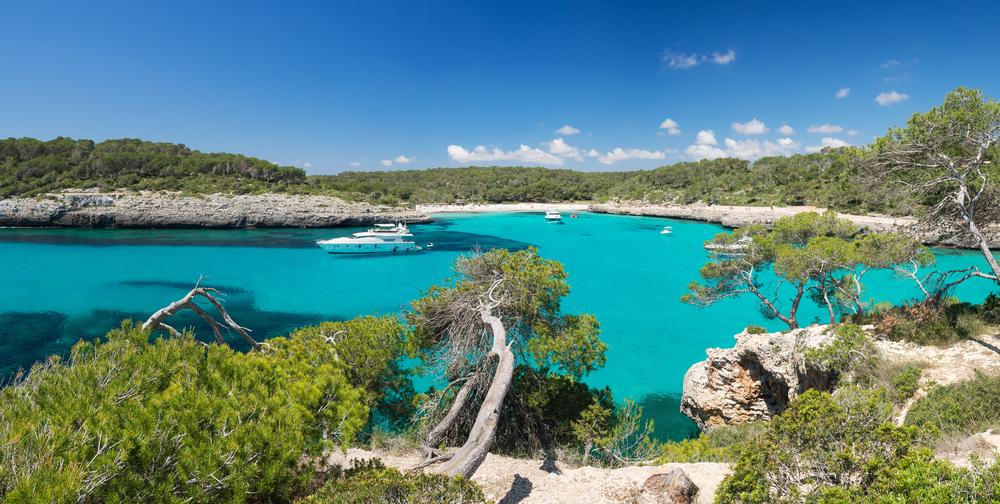 Parc natural de Mondragó Mallorca