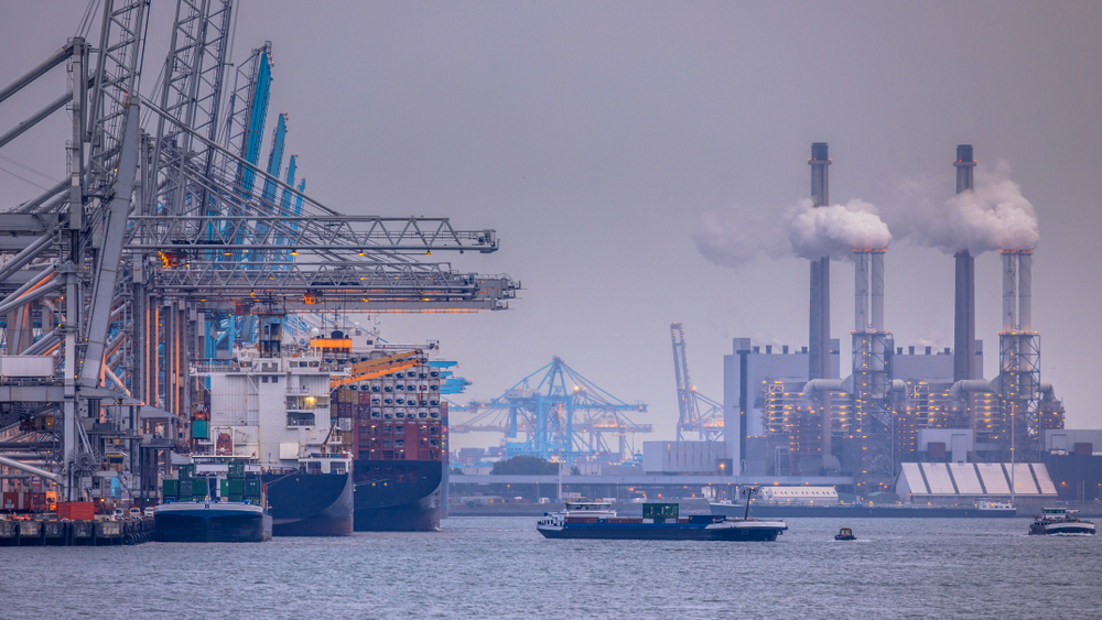 Rotterdamse haven