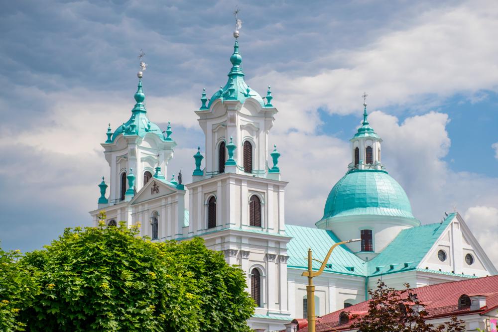 Grodno Wit-Rusland