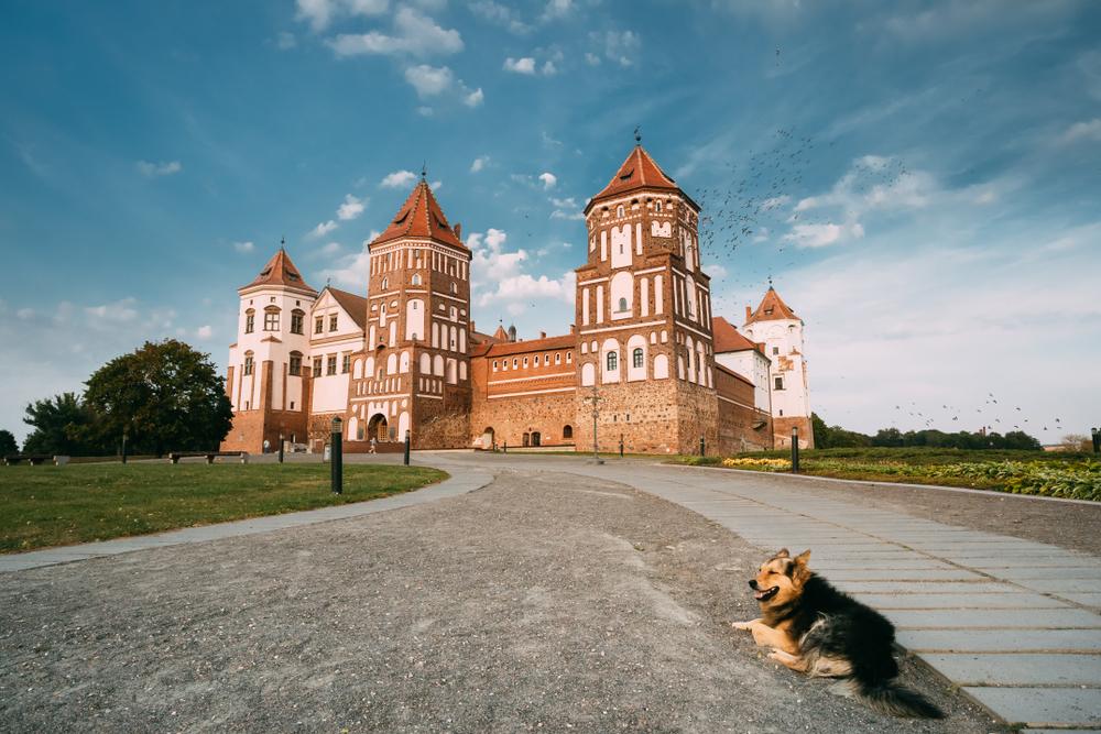 Kasteel van Mir Wit-Rusland